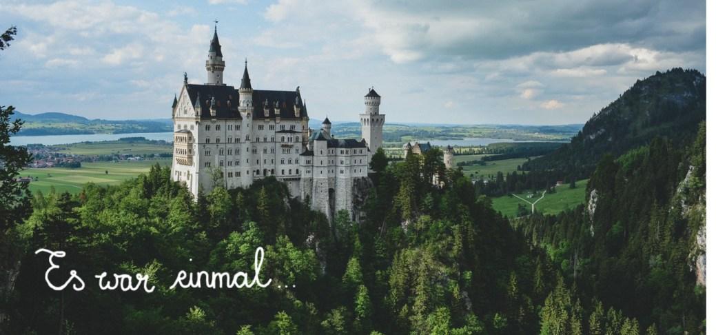 Ein Märchen Schloss.
