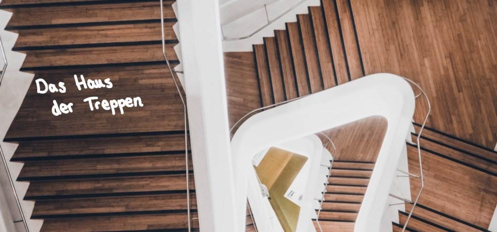 Rezension – Das Haus der Treppen