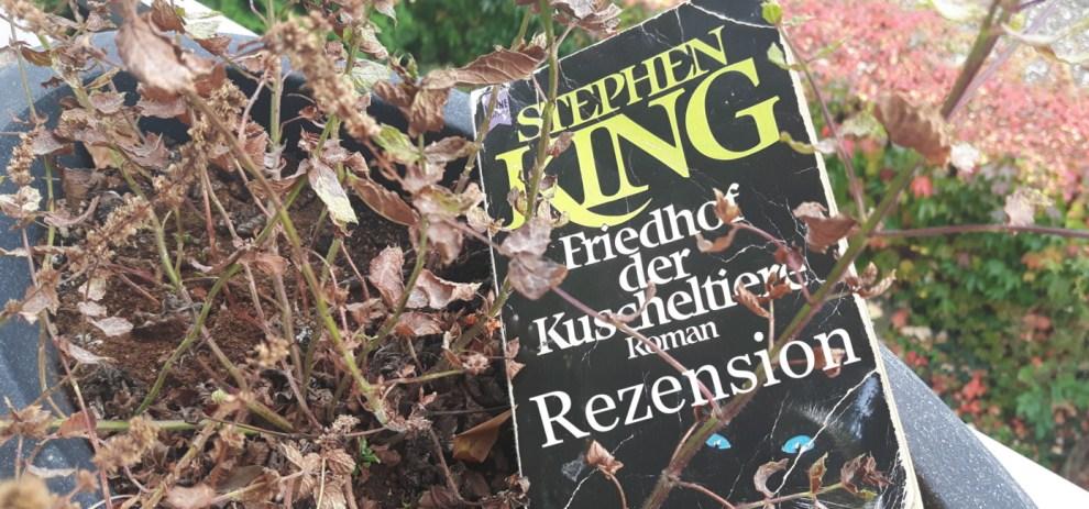 Rant-zension – Friedhof der Kuscheltiere