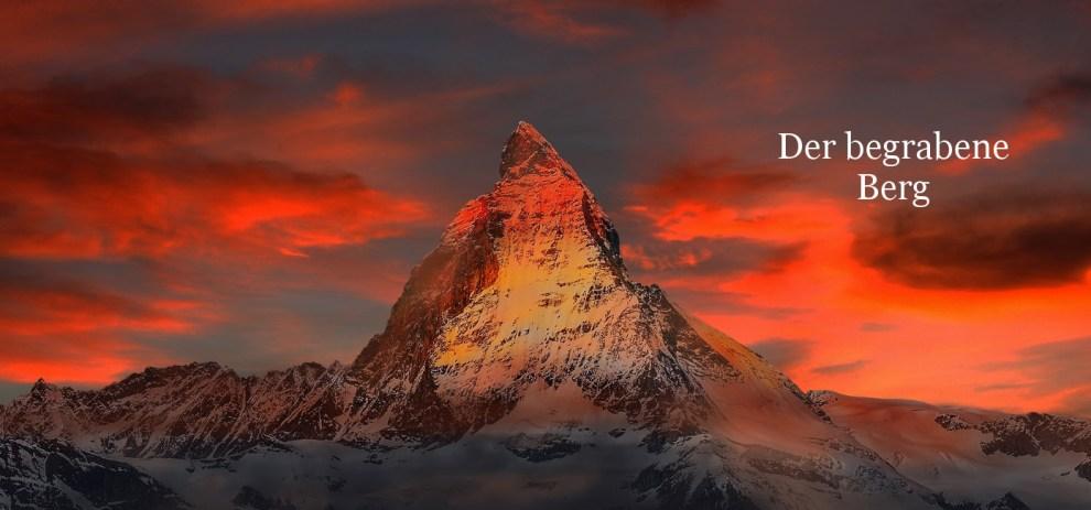 Vier Märchen für den Advent – Der begrabene Berg