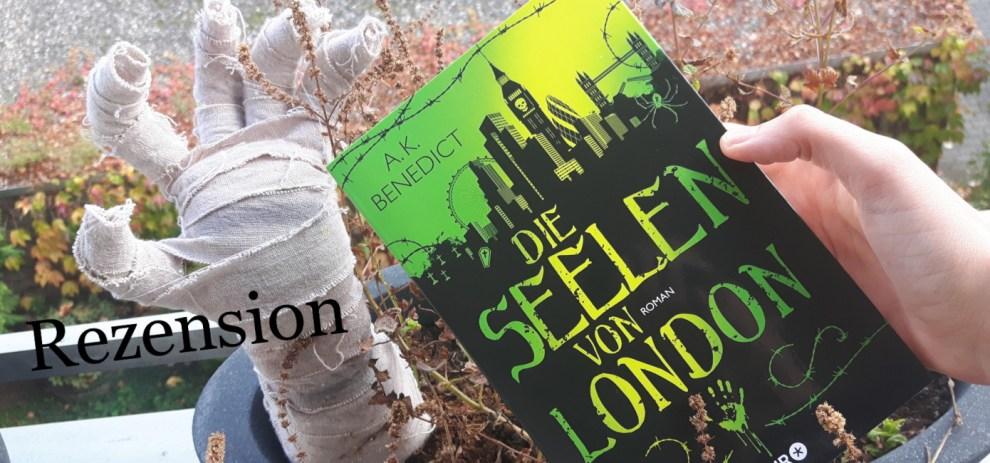 Rezension – Die Seelen von London
