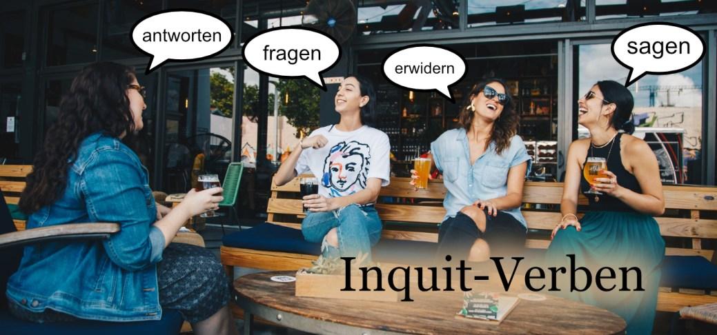 Inquit-Verben