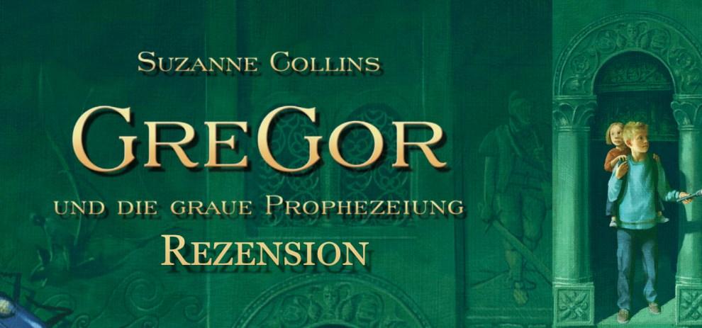 Rezension – Gregor und die graue Prophezeiung