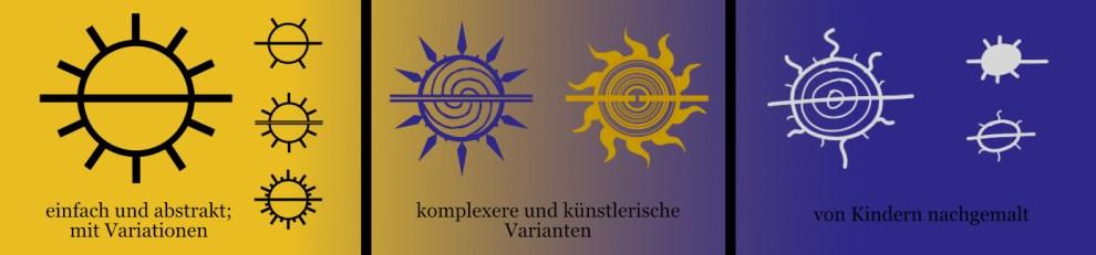 Die Symbolik von Enda und Hefst