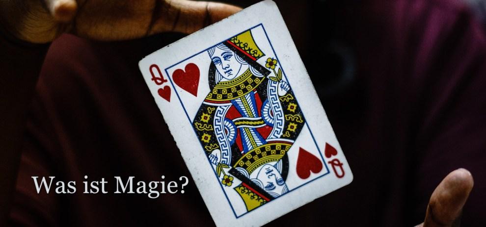 Was ist Magie
