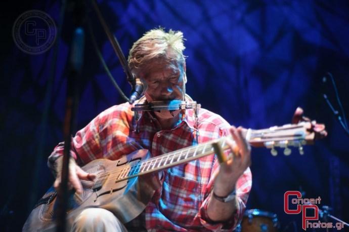 John Crampton - Blues Festival
