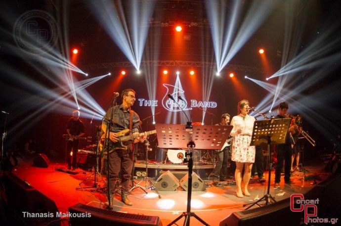 The Moka Band - Βοτανικός Live Stage
