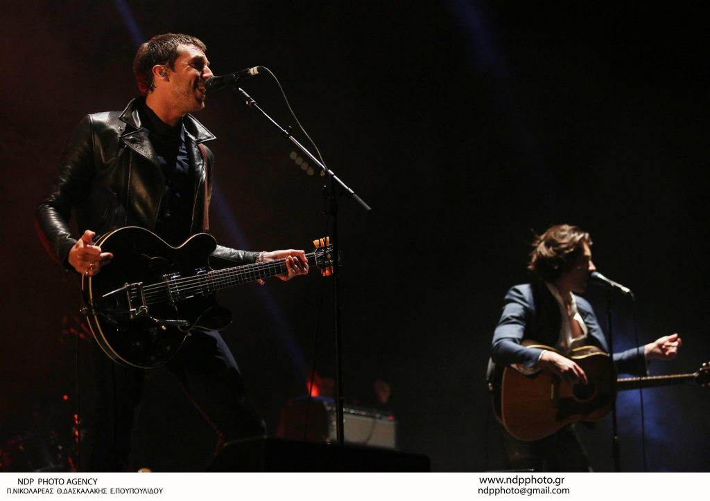 The Last Shadow Puppets photo by : Thomas Daskalakis