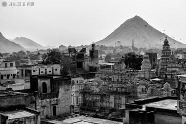 #Día 8 - Pushkar desde arriba
