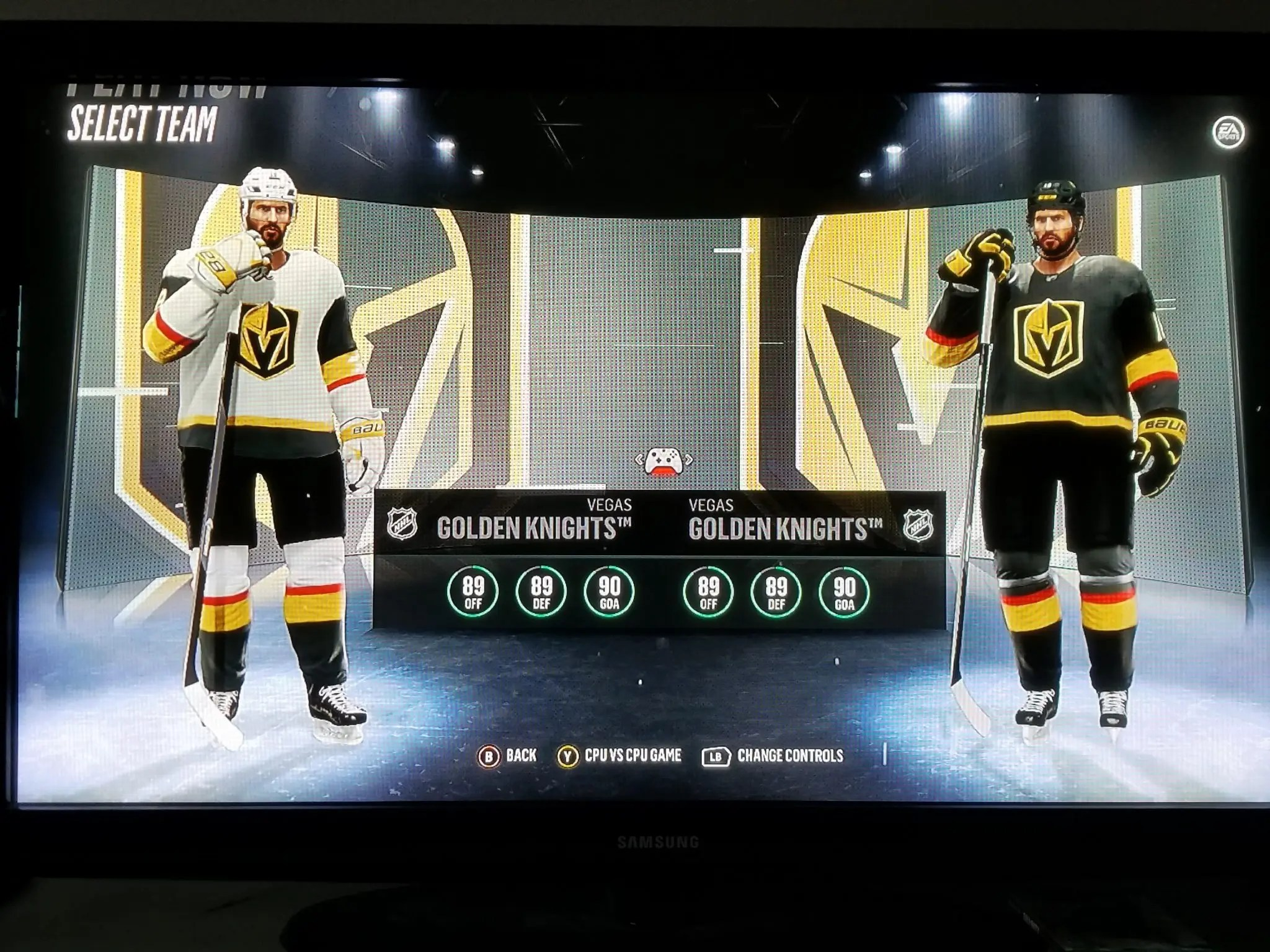 Golden Knights Player Ratings In NHL 18 - SinBin vegas