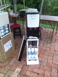 Dispensador de Agua Sin Botellon con Filtros