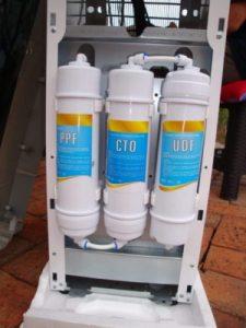 Sistema de Filtros Dispensador de Agua