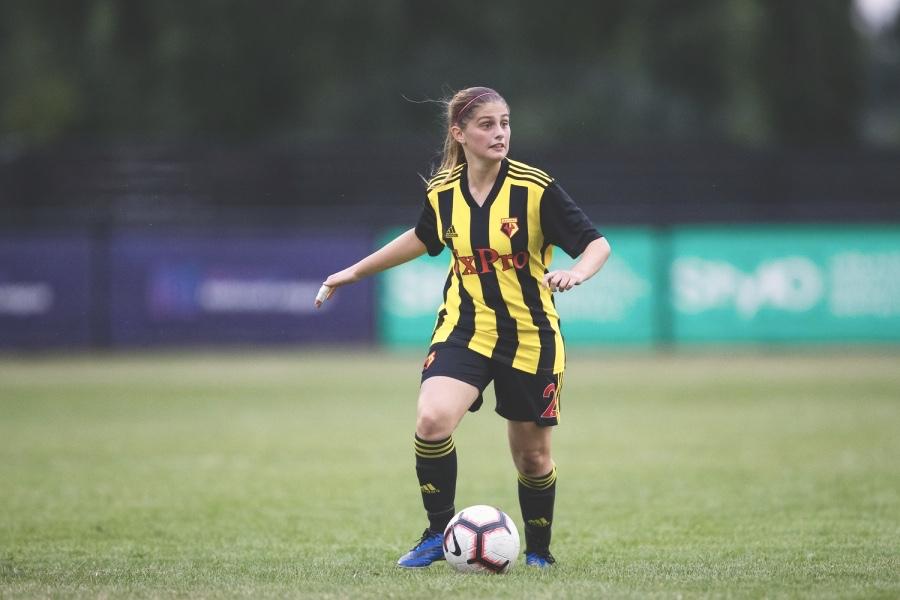Watford FC Ladies' Lauren Peck