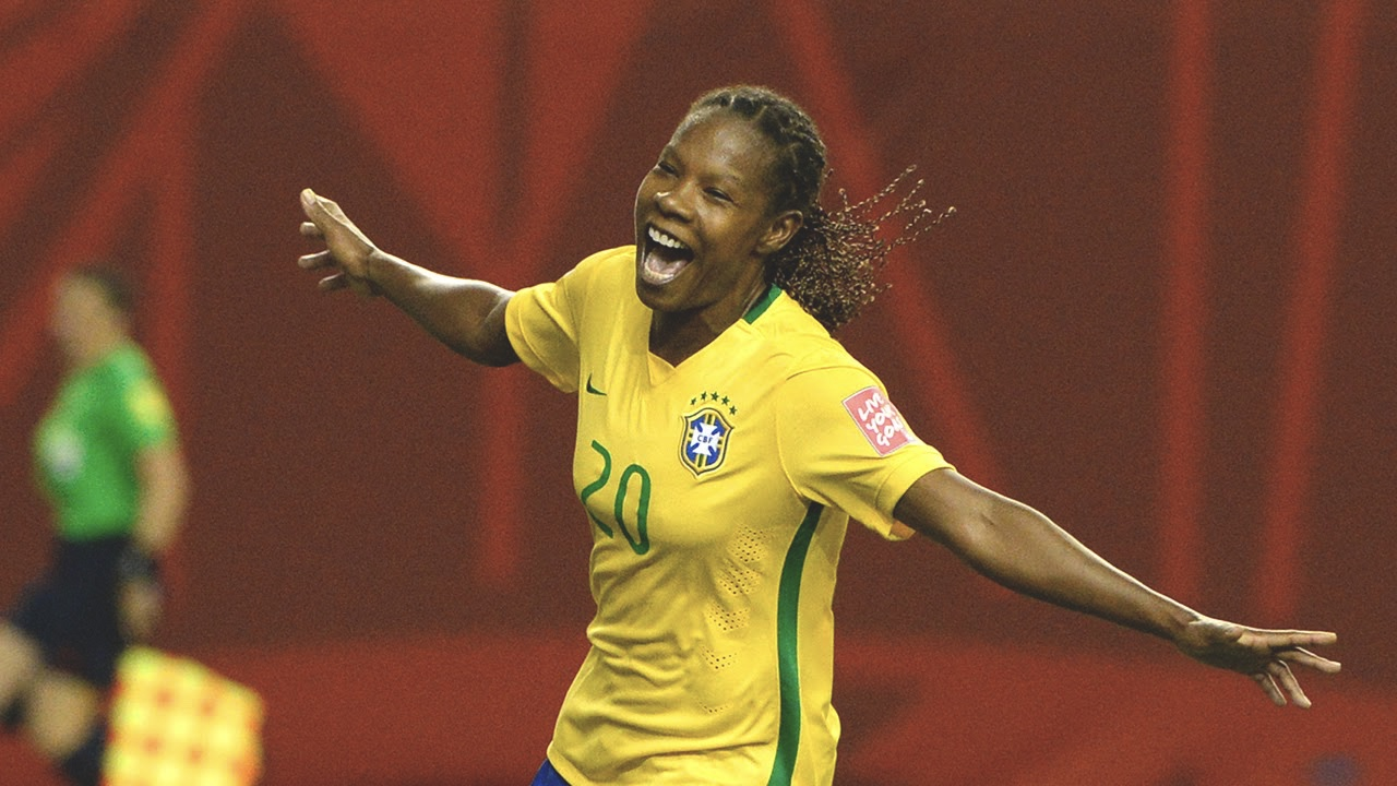 Brazil's Formiga set to compete in her seventh World Cup