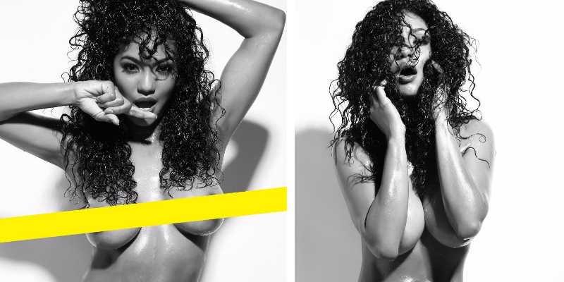 Kate Rodríguez, la bomba sexy de Panamá. FOTO. Especial