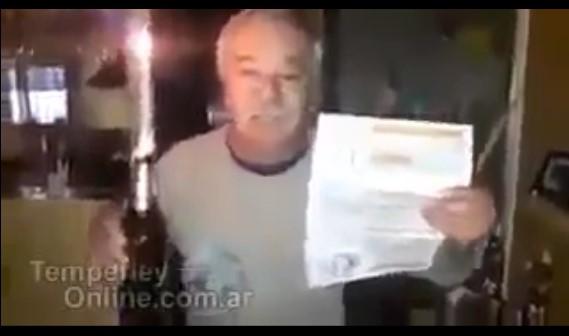 [VIDEO] VECINO DE LOMAS LE MANDA UN MENSAJE A @mauriciomacri  Y A @marquitospena