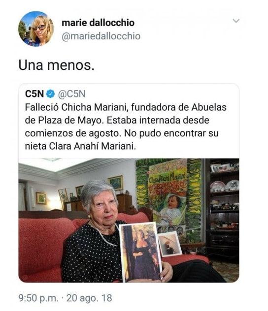 Mariela Dallocchio
