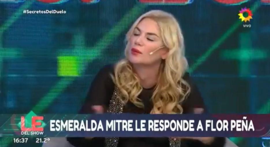 [VIDEO] ESMERALDA MITRE Y SUS FALACES DICHOS SOBRE EL KIRCHNERISMO