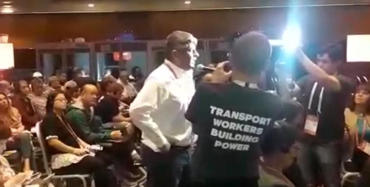 [VIDEO] PABLO MOYANO EN SINGAPUR CARGÓ DURO CONTRA EL GOBIERNO