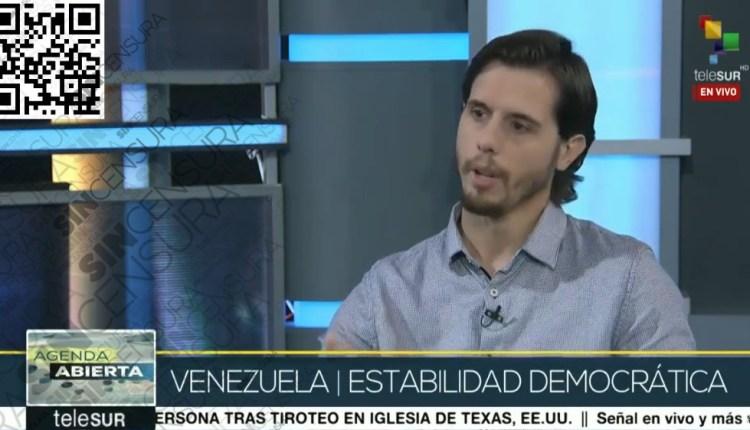 Un Argentino en Venezuela