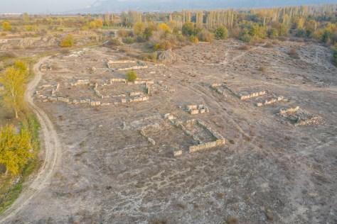 Colossae ancient city in Denizli, Turkey