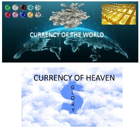 Heaven vs Earth Currency