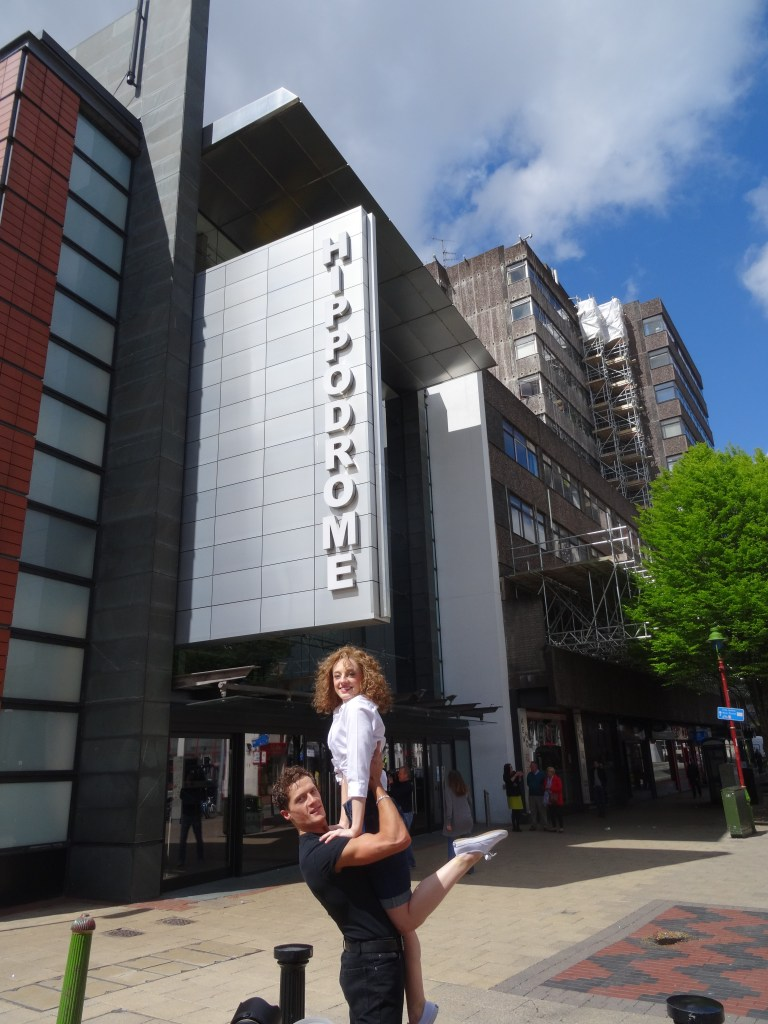 Dirty Dancing outside Birmingham Hippodrome review