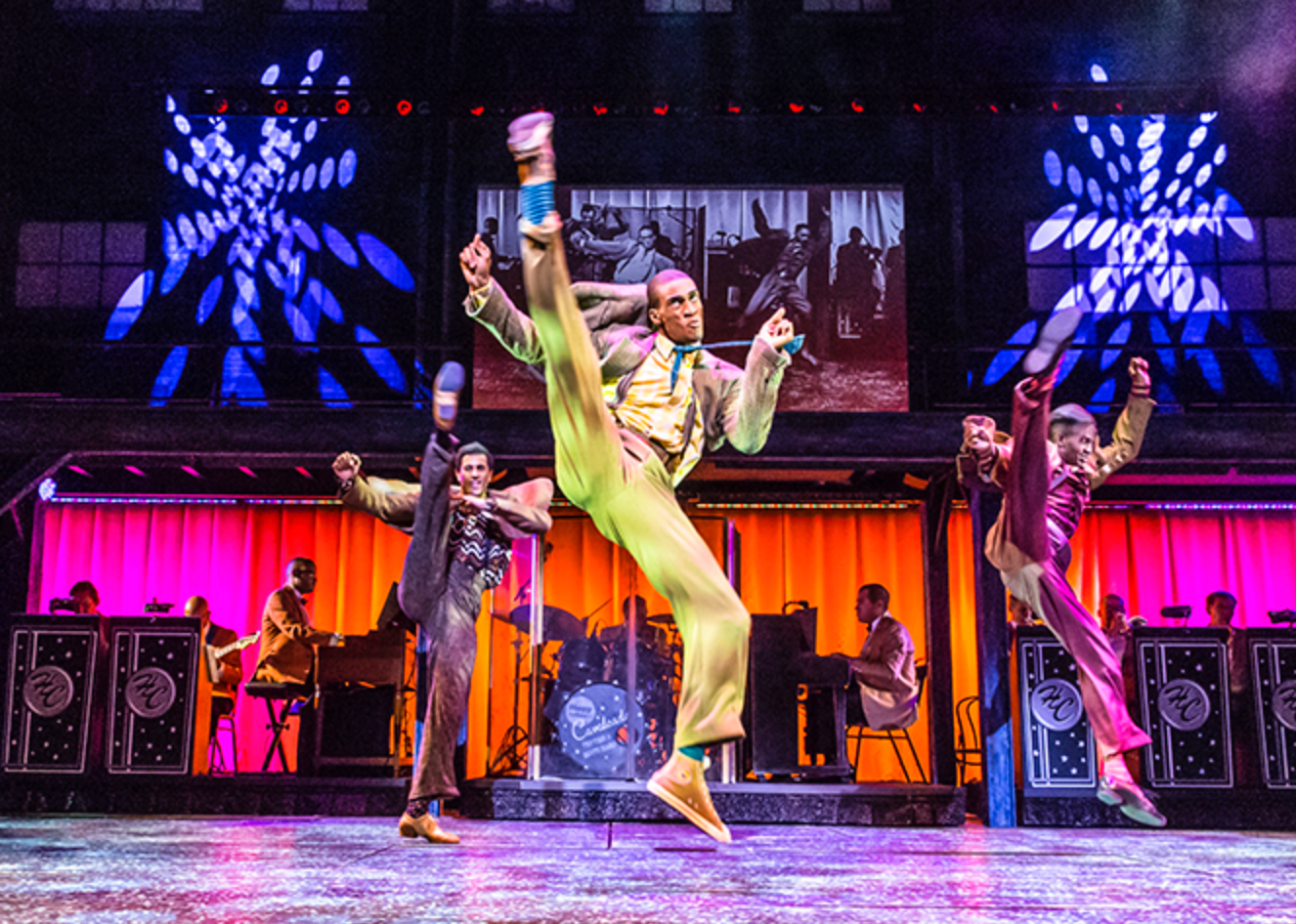 Memphis the musical review at The Shaftesbury Theatre