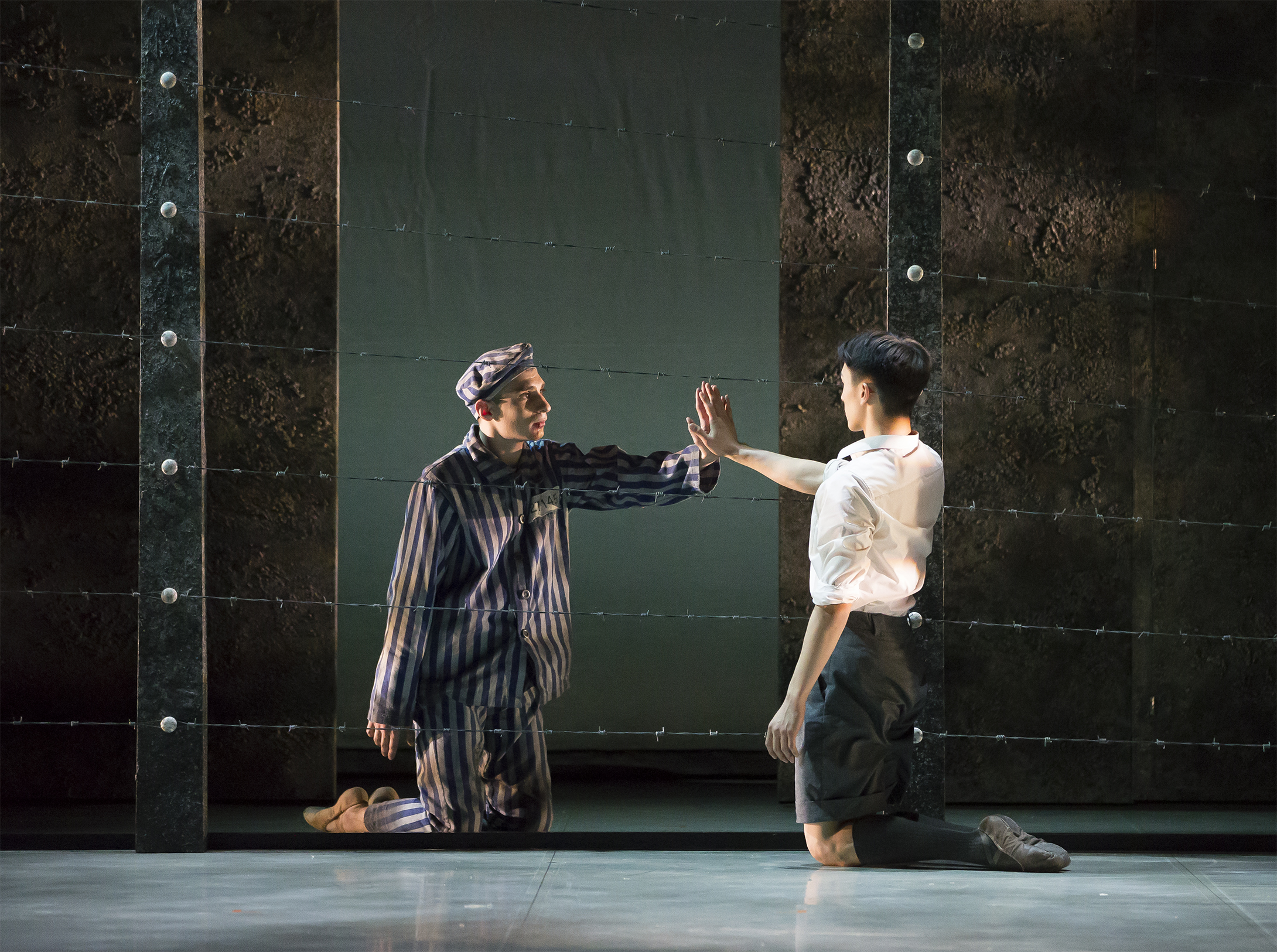 review the boy in the striped pyjamas northern ballet  choreographer daniel de andrade s idea to create a symbol of evil through a character is an excellent addition to the narrative