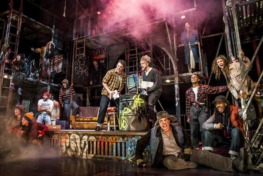 RENT Uk tour review