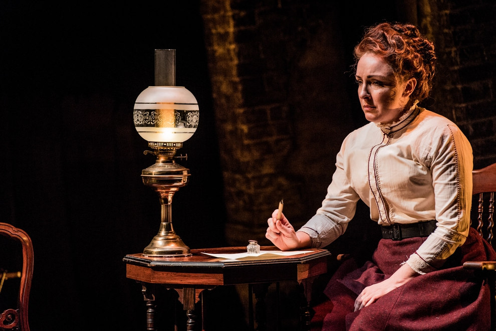 Carli Norris as The Governess in Turn of the Screw