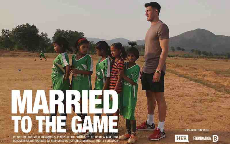 Natalie Cutler and Danny Batth Married To The Game