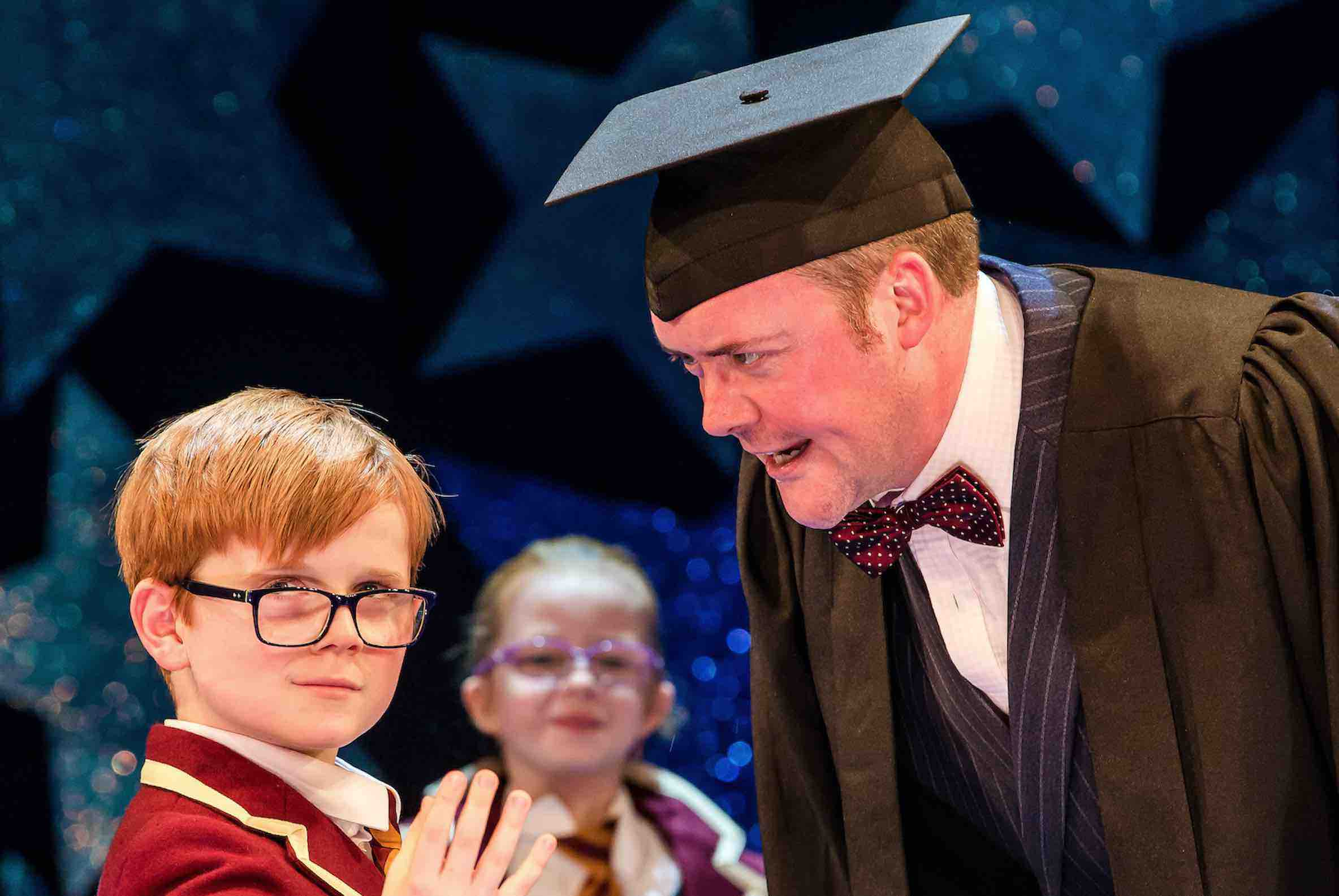 Andy Brady Nativity the Musical Interview