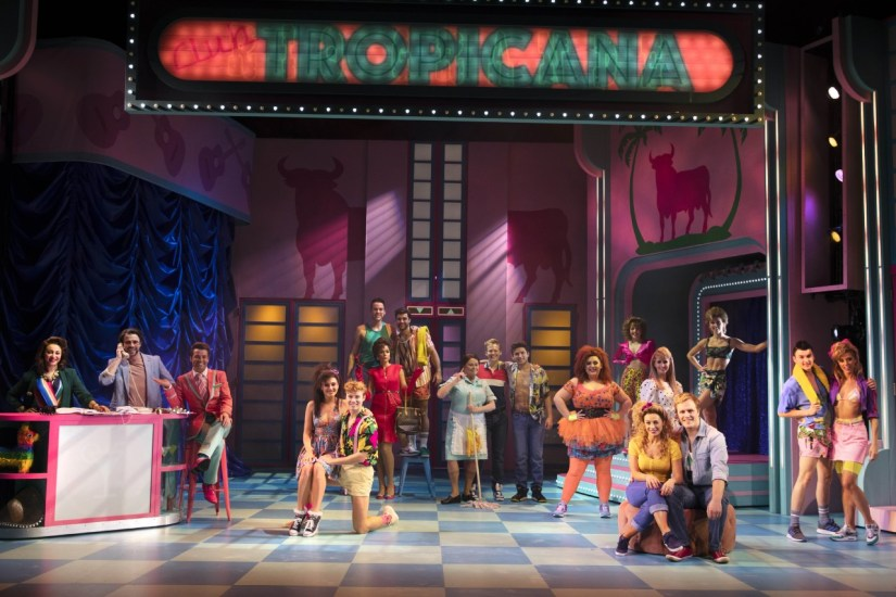 Club Tropicana the Musical UK Tour