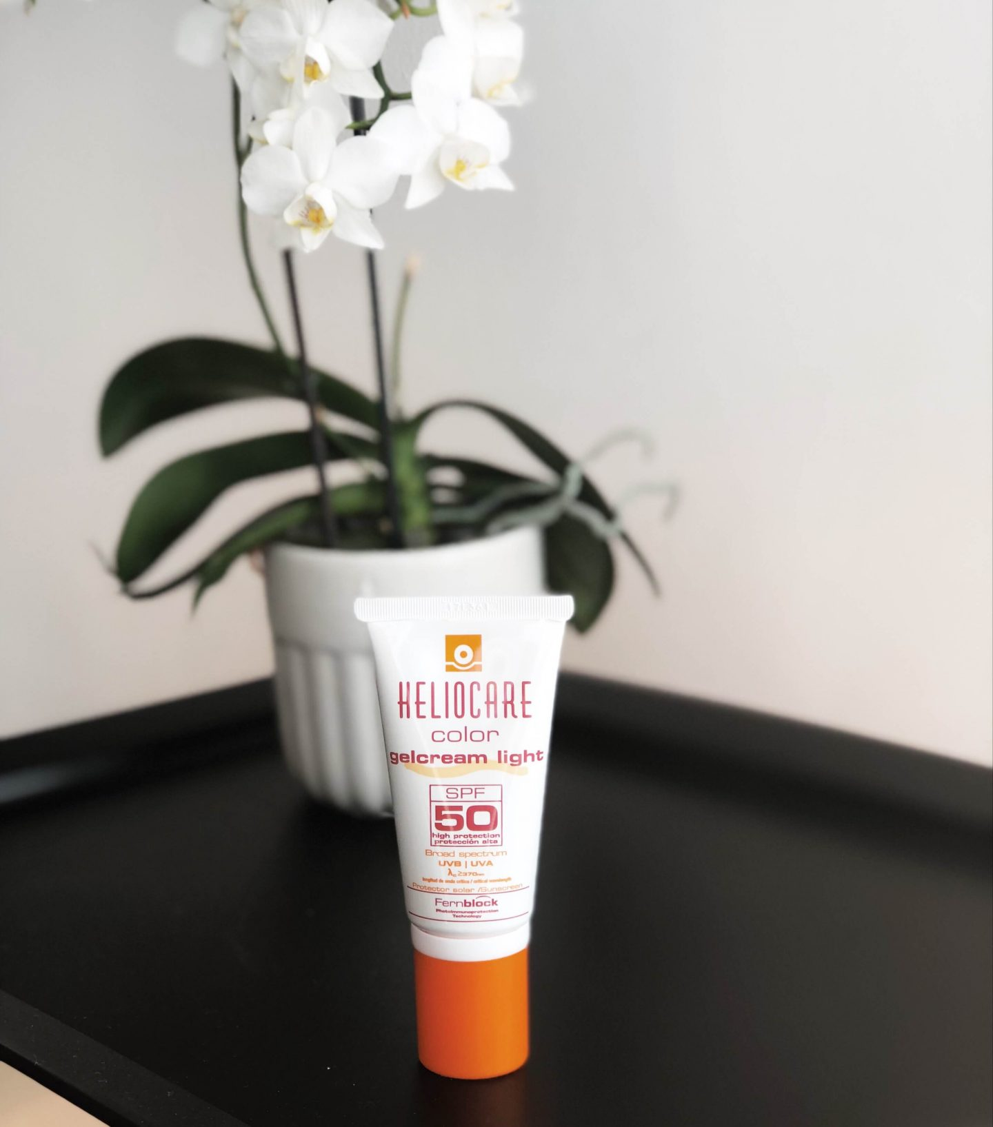 Heliocare sunscreen gelcream topknotch blog south africa