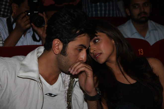 Deepika and Ranbir YJHD First Look Launch (42)