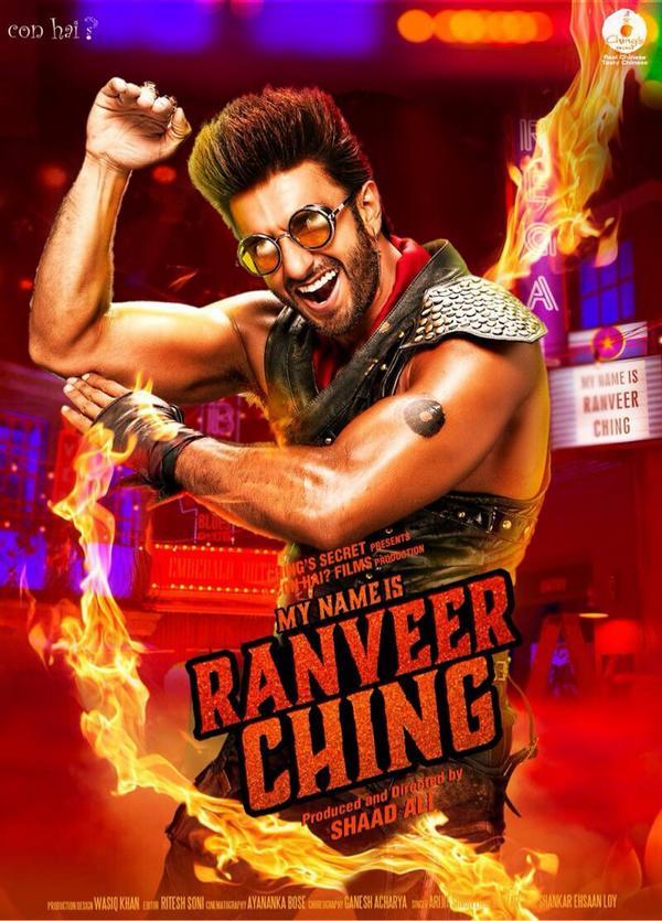 Ranveer Singh Ching song 2