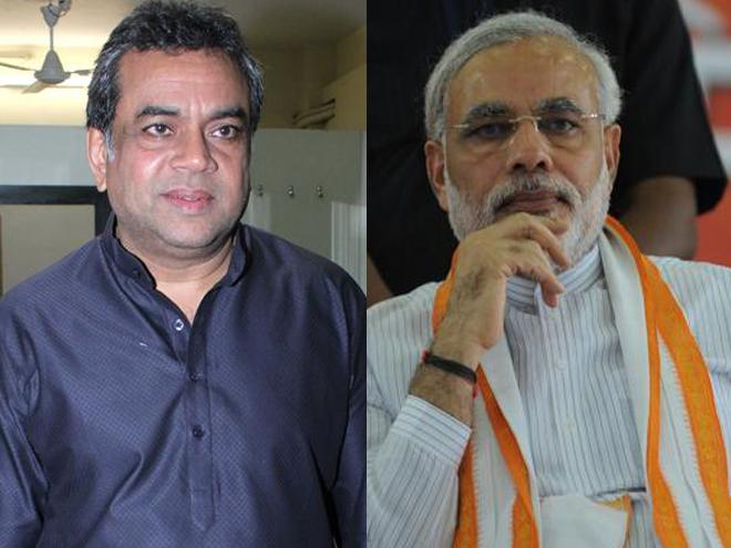 Paresh Rawal to play Narendra Modi in his upcoming next