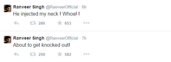 ranveer tweet 2