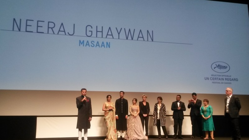 Masaan Cannes