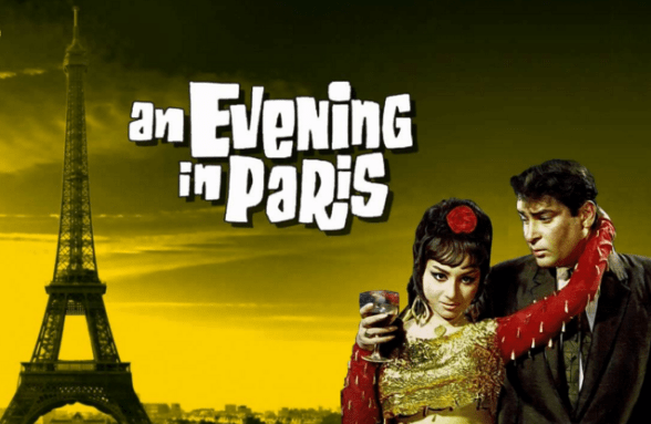 an evening in paris 1