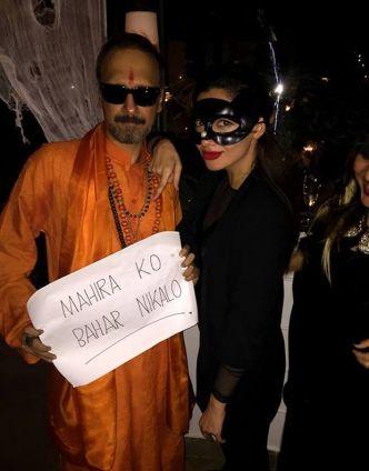 mahira khan halloween_0_0_0_0_0