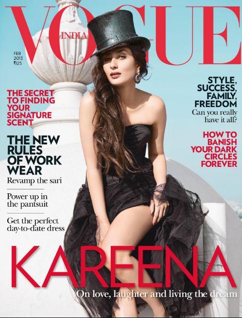 kareena vogue