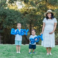 the Barlow's Big News: a pregnancy announcement
