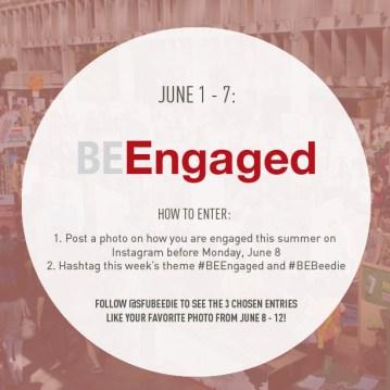Theme 1: #BEEngaged