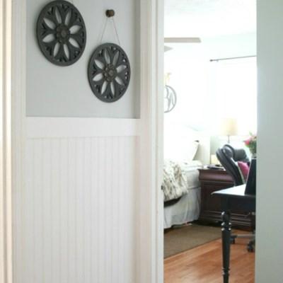 Adding Charm to the hallway