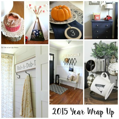2015 Year Wrap Up
