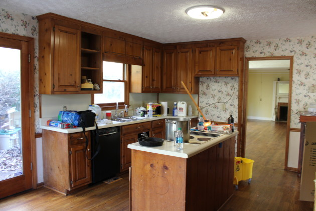 Our Colonial Kitchen Makeover - Sincerely, Marie Designs