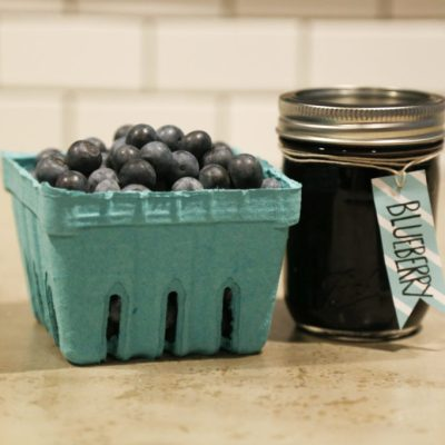 Blueberry Jam and Canning 101