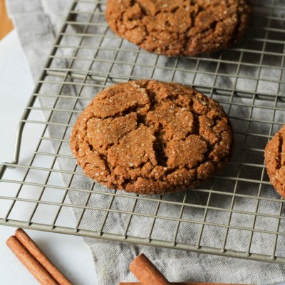 Chewy Ginger Cookies – Our Favorite Fall Cookie